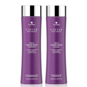 Alterna Caviar Infinite Colour Hold Shampoo and Conditioner Duo 2 x 250ml