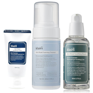 Dear, Klairs Rich Moist Soothing Set