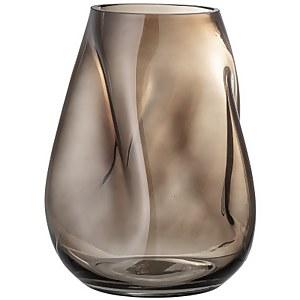 Bloomingville Glass Vase - Brown