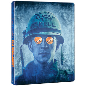 Full Metal Jacket - Zavvi Exclusive 4K Ultra HD Steelbook (Includes 2D Blu-ray)