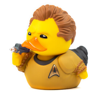 Star Trek Collectible Tubbz Duck - James T-Kirk