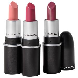 MAC Fireworked Like a Charm Mini Lipstick Kit - Sultry