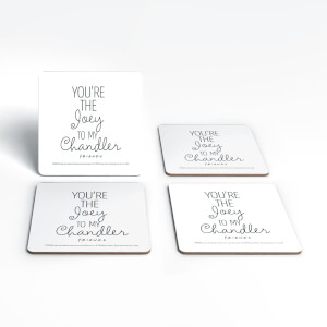 Friends You're The Joey To My Chandler Coaster Set