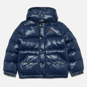 Polo Ralph Lauren Boys' Padded Jacket - Navy