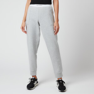 Calvin Klein Women's Modern Cotton Joggers - Grey Heather