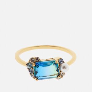 Olivia Burton Women's Under the Sea Bi-Colour Bubble Ring - Gold