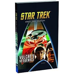 ZX-Star Trek Graphic Novels-Vulcans Vengeance