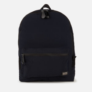 Ted Baker Men's Crabie Foldable Backpack - Navy