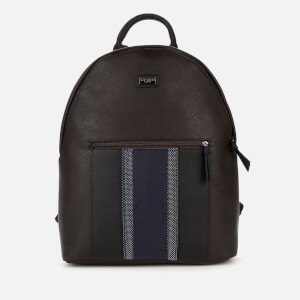 Ted Baker Men's Brann Webbing Backpack - Brown/Chocolate