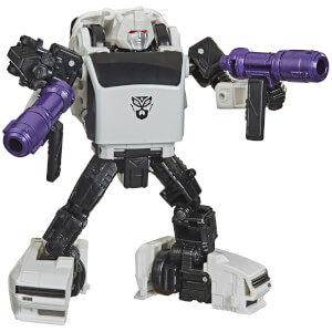 Hasbro Transformers Generation Selects Deluxe Mercenary Bugbite