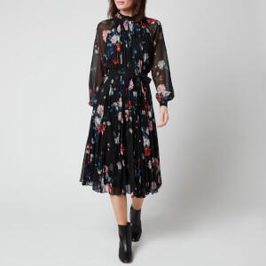Ted Baker Women's Naniro Midi Dress - Black