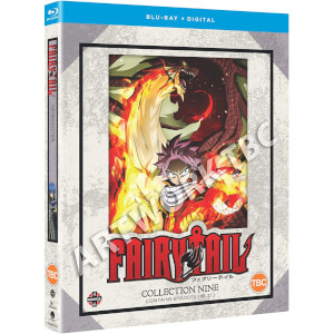Fairy Tail: Collection 9 (Episodes 188-212)