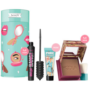 benefit Benefit Badgal to the Bone Bronzer, Mascara and Primer Gift Set (Worth £61.50)