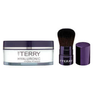 By Terry Hyaluronic Hydra Powder and Kabuki Brush Set