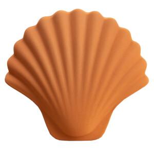 Los Objetos Decorativos Seashell Vase - Amber