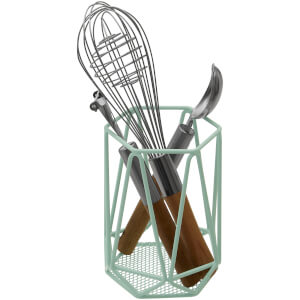 Vertex Utensil Holder - Green