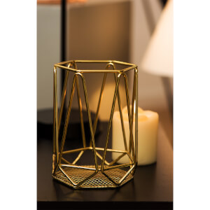 Vertex Utensil Holder - Gold