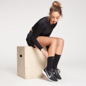 MP Agility Crew Socks - Black