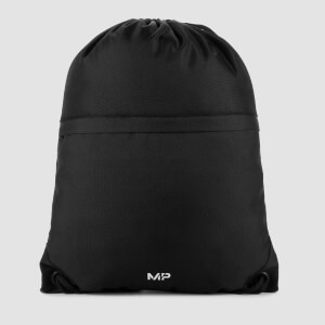MP Drawstring Bag - Black
