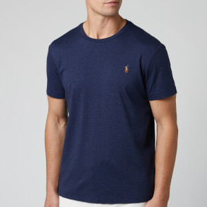 Polo Ralph Lauren Men's Custom Slim Fit T-Shirt - Spring Navy Heather