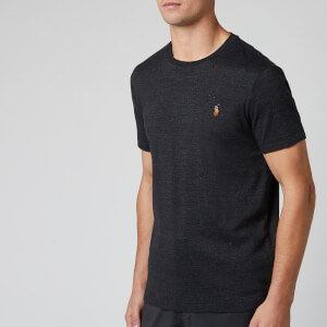 Polo Ralph Lauren Men's Custom Slim Fit T-Shirt - Black Marl Heather