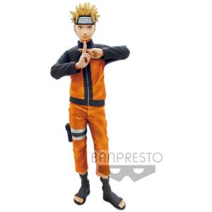Banpresto Naruto Shippuden Grandista Nero Uzumaki Naruto Figure