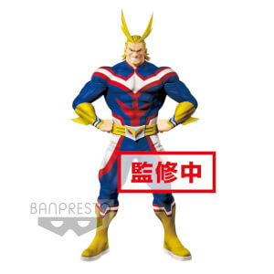 Banpresto My Hero Academia Age of Heroes-All Might Figure