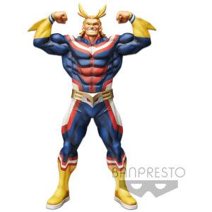 Banpresto My Hero Academia Grandista All Might Exclusive Lines Figure