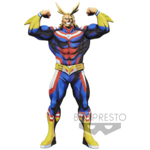 Banpresto My Hero Academia Grandista All Might Manga Dimensions Figure