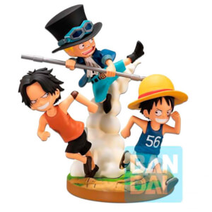 Banpresto Ichibansho Figure The Bonds of Brothers Figure