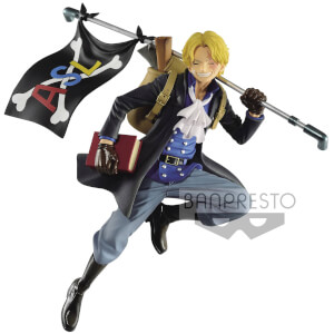 Statuetta One Piece Three Brothers Figure(C:Sabo) - Banpresto