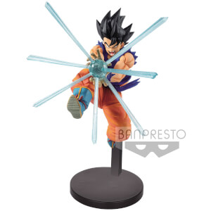 Statuetta Dragon Ball Z G×Materia The Son Goku - Banpresto