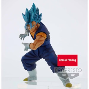 Statuetta Dragon Ball Super Vegito-Final Kamehameha-Ver.1  - Banpresto