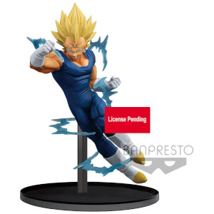 Statuetta Dragon Ball Z Dokkan Battle Collab-Majin Vegeta  - Banpresto