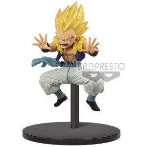 Statuetta Dragon Ball Super Chosenshiretsuden Vol.8 (B:Super Saiyan Gotenks)  - Banpresto