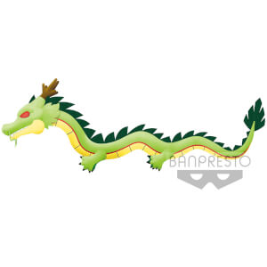 Banpresto Dragon Ball Super Super Long Plush Shenron