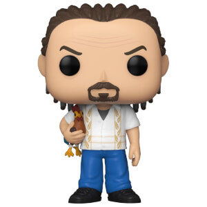 Eastbound & Down Kenny in Cornrows Outfit Funko Pop Vinyl