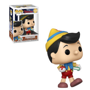 Disney Pinocchio School Bound Pinocchio Pop! Vinyl Figure
