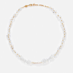 Anni Lu Women's Ines Necklace - Ice Crystal