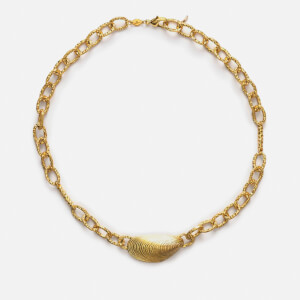 Anni Lu Women's Grand Moules Necklace - Gold