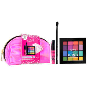 NYX Professional Makeup Diamonds & Ice Please Bright Diamond Eye Set (Worth £30.00)