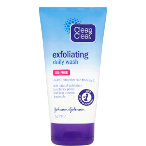 Clean&Clear Exfoliating Daily Wash 150ml