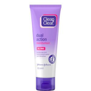 Clean&Clear Dual Action Moisturiser 100ml