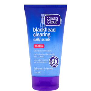 Clean&Clear Blackhead Clearing Scrub 150ml