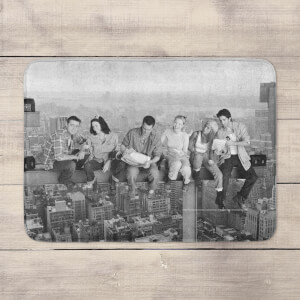 Friends The One On A Crane Bath Mat