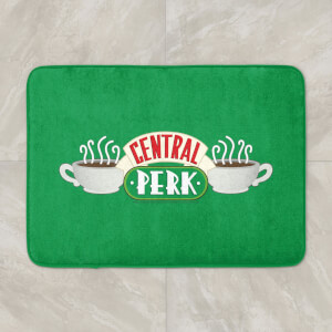 Friends Central Perk Bath Mat