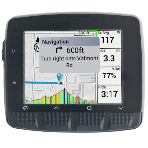 Stages Dash L50 GPS Cycling Computer