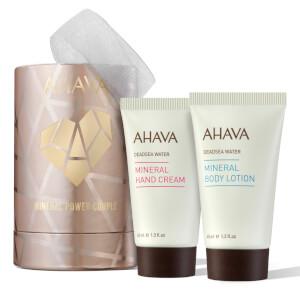 AHAVA Mineral Power Couple Set (Worth £11.49)