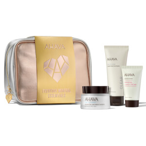 AHAVA Everyday Mineral Essentials Set (Worth £72.99)