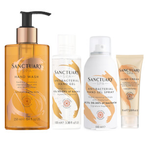 Antibacterial Hand Care Kit
